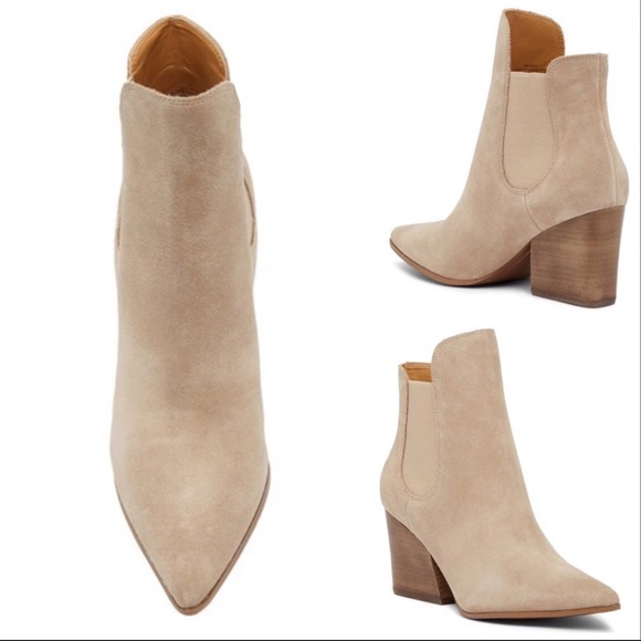 72dd18e32e6 Kendall   Kylie Shoes - 🌵Kendall + Kylie Finley Suede Booties Nordstrom
